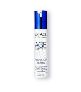 Age Protect Crema De Noche Detox 40 Ml