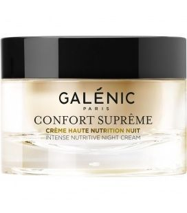 Galenic Confort Supreme Crema Alta Nutricion Noche