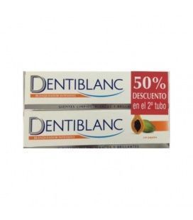 Dentiblanc Packs 2 X 100 Ml Pastas
