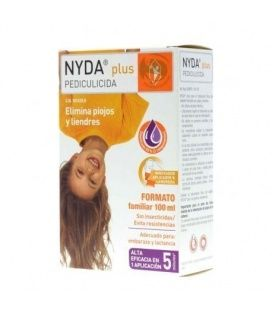 NYDA PLUS PEDICULICIDA FORMATO FAMILIAR 100 ML