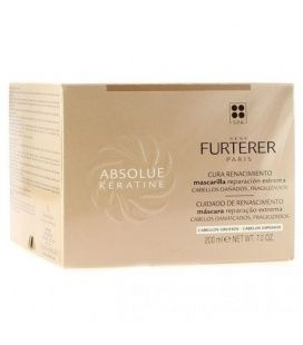 Rene Furterer Absolue Keratine Mascarilla Cabello Grueso 200 ml