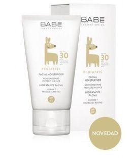 Babe Crema Hidratante Facial SPF30 Pediátrica 50ML