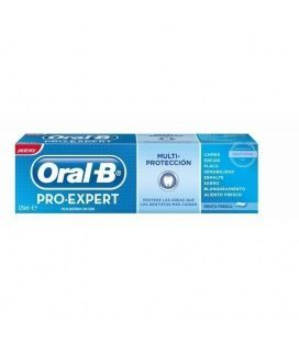 Oral-B Pro Expert Multi Protección Pasta Dental 125 ml