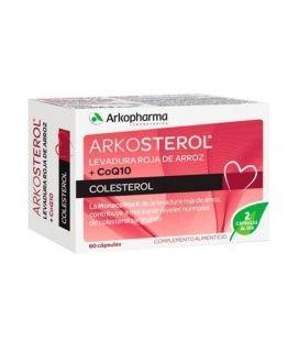 Arkosterol Levadura Roja Q10 60 Cápsulas