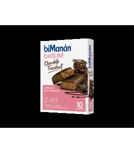 Bimanan Barritas Chocolate Fondant 8uds