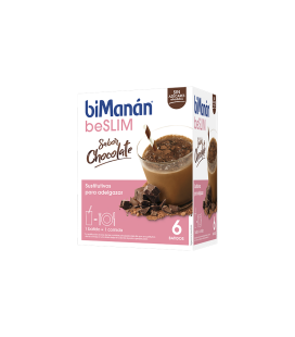 Bimanan Batidos Chocolate 5 Uds 250g
