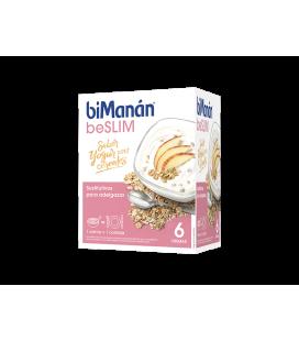 Bimanan Crema Yogur Con Cereales 312 G 6 Sobres