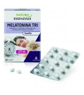 Angelini Natura Melatonia Tri 1.99 30 Comprimidos