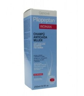Pilopeptan Woman Champu Anticaida Mujer 250 ml