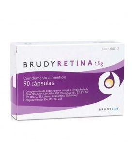Brudy Retina 1.5g 90 Capsulas