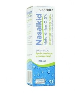 Nasakid Alergia 20 Ml Spray