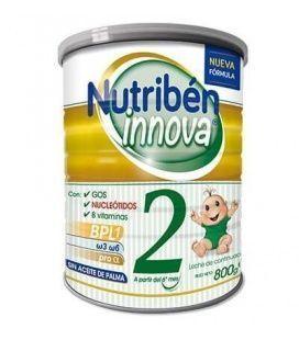 Nutriben Innvova 2 Leche Continuación 800g