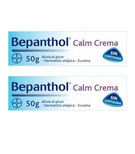 Pack Bepanthol Calm Crema 50g 2 Unidades