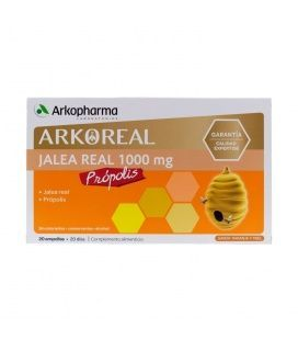 Jalea Real Arko 1000 Mg Ampollas