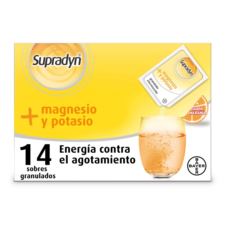 Supradyn + Magnesio Y...