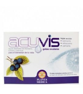 Acuvis Gotas Oculares Esteriles Monodosis 0.5 Ml