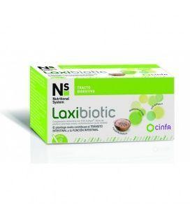 Ns Laxibiotic 12 Sobres