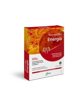 Natura Mix Advanced Energia Concentrado 10 Frascos