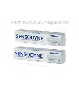 Sensodyne Cuidado Blanqueante 2 x 75 ML Duplo