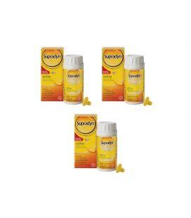Pack Supradyn Activo 180 Comprimidos Triplo 3 x 60 Comprimidos 10% Descuento
