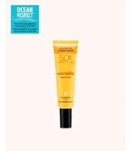 Sensilis Sun Secret Tratamiento Antiedad Fluido SPF50+ 50ml