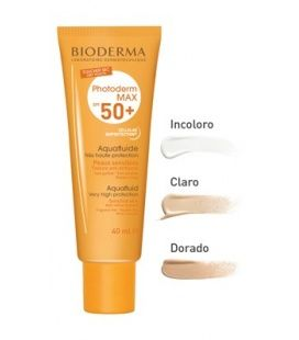 Bioderma Photoderm Aquafluide Dorado SPF50+ 40ml