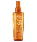 Bioderma Photoderm Bronz Aceite Seco SPF30 Spray 200ml