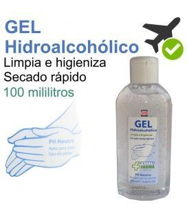 Gel Hidroalcohólico Veritafarma 100 ml
