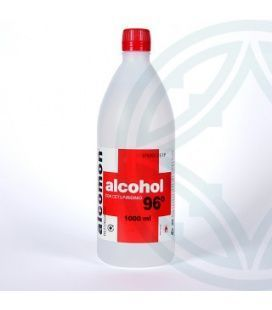 Alcohol 96º 1000 ml