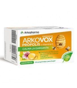 Arkovox Vitamina C 20 Comprimidos