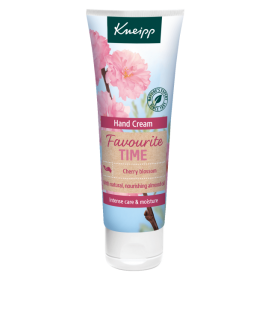 Kneipp Crema de Manos Favorite Time 75Ml
