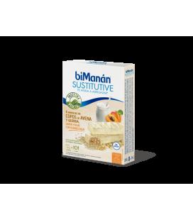 Bimanan Barrita Vegetal Yogur Con Albaricoque