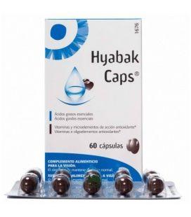 Hyabak Capsulas 60 capsulas