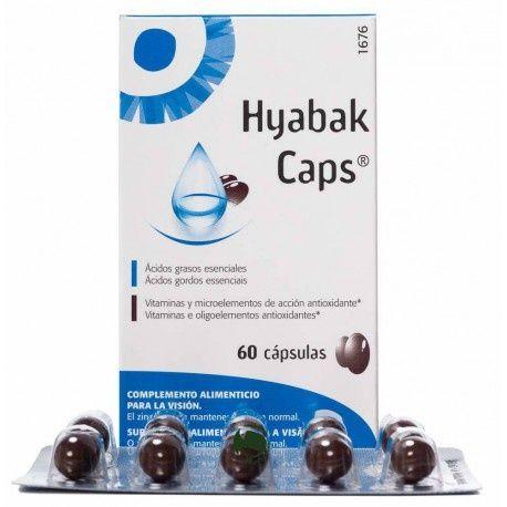 Hyabak Capsulas 60...