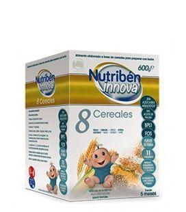 Nutriben Innova 8 Cereales 600 gramos