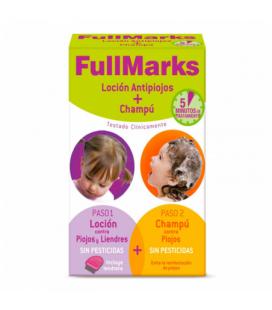 Fullmarks Antipiojos y Liendres Champú + Loción