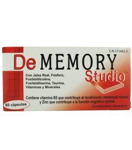 DeMemory Studio 60 Capsulas