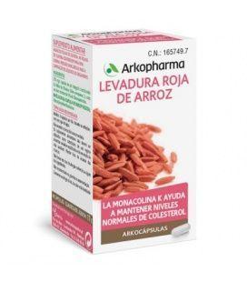 Arkosterol Levadura Roja 60 Cápsulas
