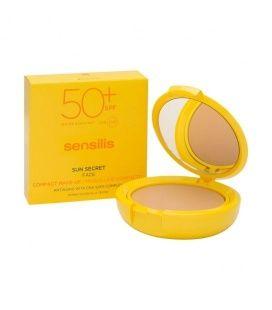 Sensilis Sun Secret 50+ Compact MK 03 Bronze