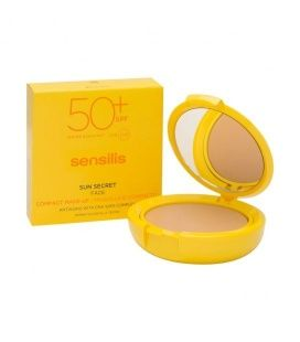 Sensilis Sun Secret 50+ Compacto MK02 Golden