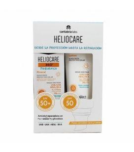 Heliocare 360 Pack Pediatrics Loción SPF50 + Mineral SPF50