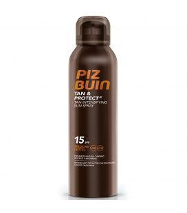 Piz Buin Tan & Protect FPS - 15 Proteccion Media