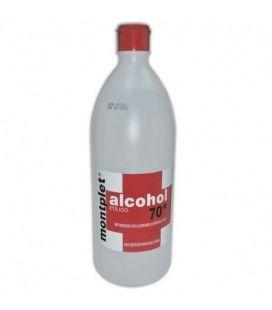 Alcohol 70º 1 Litro Montplet