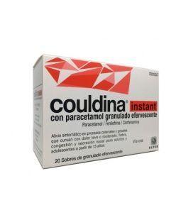Couldina Instant Con Paracetamol 650/4/10 Mg 10