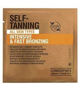 Comodynes Self-Tanning Intensive 8 Toallitas