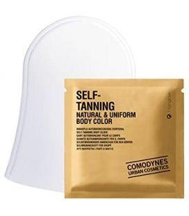 Comodynes Self-Tanning Natural Guante 3 Unidades