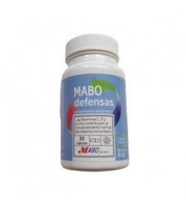 Mabo Defensas 30 Cápsulas