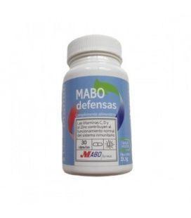 Mabo Defensas 30 Cápsulas