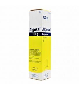 Algesal 100/10 Mg/g Aerosol Topico Espuma 100g