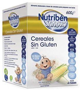 Nutriben Innova Cereales sin Gluten 600 Gramos